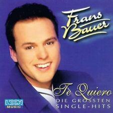 Frans Bauer Te quiero-Die grössten Single-Hits (2000)  [CD]