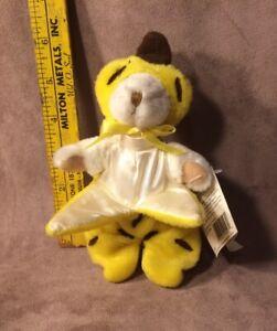 Ganz Wee Bear SPLITZ Plush Bear in Banana Costume