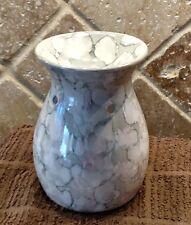 OIL TART WARMER  Ceramic Beige Green BURNER DIFFUSER Gorgeous Fragrance CANDLE