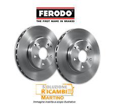 2 DISCHI FRENO ANTERIORE BREMBO HONDA FR-V 2.2 I CTDI KW:103 2005/> 09.A455. BE