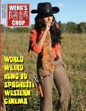 Weng's Chop #2 (Bollywood Cowgirl Cover Variant) by Tim Paxton (2013, Paperback)