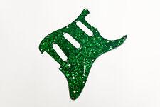 Stratocaster Pickguard SSS Green Pearl 3Ply - Golpeador Strat SSS verde perlado