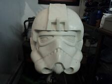 Star Wars MOVIE PROP  At-At DRIVER LIFE SIZE SCALE 1.1 FIBERGLASS HELMET!!
