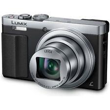 Panasonic Tz70 12Mp 30X Zoom Compact Digital Camera - Silver