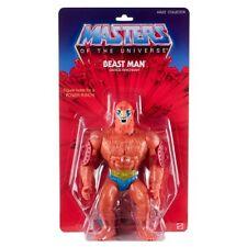 "MASTERS OF THE UNIVERSE GIANT BEASTMAN 12"" FIGURE MOC MOTU HE-MAN SEALED Giants"