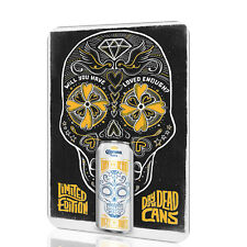 Metal Sign Day of the Dead CORONA BEER White Version Poster BAR Decor Cave Garag