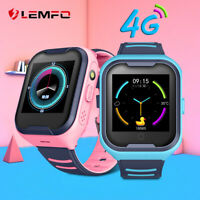 LEMFO G4H enfant smartwatch 4G GPS WiFi SOS button Étanche Child watch Montre