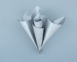 5 x sheets silver tissue paper wrapping paper Christmas