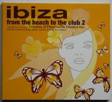 Lorenzo Al Dino IBIZA from the beach to the Club 2 DIGIPACK CD MINT