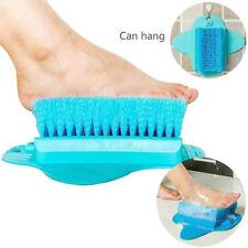 New Feet Scrubber Washer Bath Spa Blossom Foot Scrub Brush Exfoliating Shower