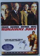 Runaway Jury - DVD - John Cusack, Gene Hackman, Dustin Hoffman