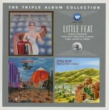 The Triple Album Collection von Little Feat (2012), Neu OVP, 3 CD Set