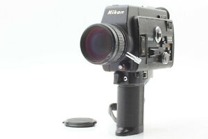 * Opt N Mint, Total As-is * Nikon R8 Super 8mm Movie Cinema Camera From Japan