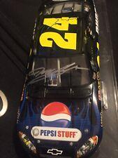 Jeff Gordon NASCAR Racing signed Diecast autographed 100% Authentic COA