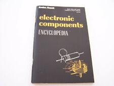 Electronic Components Encyclopedia Radio Shack, 1972 Vintage !