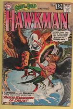 Brave and the Bold #43 DC Comics 1963 Silver Age Hawkman Origin VG-