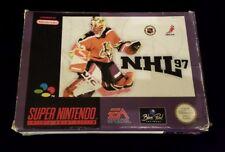 NHL 97 (Super Nintendo OVP)