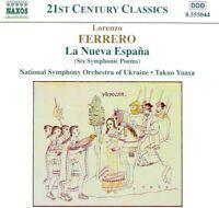 "Ferrero: La Nueva España (6 Gedichte Sinfonici) / Takuo Yuana ,Ukraine """