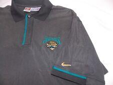 1bd0e89f4 VTG 90's Nike PRO LINE Jacksonville Jaguars TEAM SPORTS Coaches POLO XL