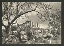 AD9497 Agrigento - Città - Tempio di Giunone e Lucinia