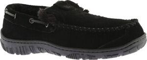 Clarks Suede Men's Venetian Moccasin Slippers (new in box)