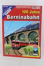 """Eisenbahn-Kurier Special 96 """"100 Jahre Berninabahn"""""""