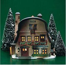 Dept 56 Alpine Village ~ Metterniche Wurst ~ Mint In Box 56189