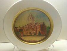 Jon Haber Artist Proof Plate Historic Henry County Court House McDonough Georgia