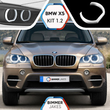 BMW X5 E70 07-13 BJ Angel Eyes KiT 1.2 LED ring Angel Eyes Halo Light Marker