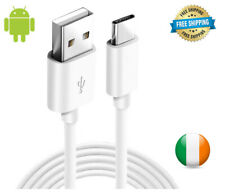 Type C USB Charger Cable for Samsung Galaxy S8 S9 S10 Plus Huawei P10 P9 1M