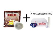 600 CIALDE CAFFE' MORENO MISCELA ESPRESSO BAR + KIT ACCESSORI ESE 44 MM