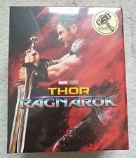 Blufans Thor Ragnarok One Click Box Steelbook