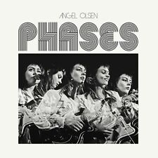 Angel Olsen Phases Vinyl LP Record & MP3! non my woman/burn your fire songs! NEW