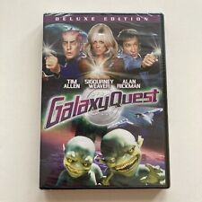 Galaxy Quest Deluxe Edition (Dvd, 2013, 2-Disc Set) - New Sealed