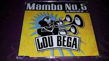Lou Bega/MAMBO NO. 5 (a little bit of...) - CD MAXI 1999