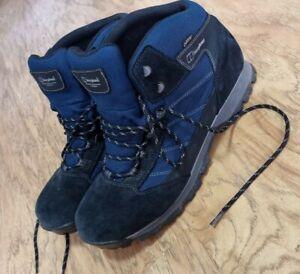 Mens Berghaus Hillwalker Trek GTX Tech Boots Goretex Mint UK Size 10