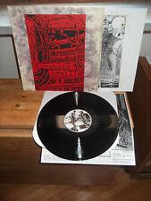 "Archaic Braille ""Ossification During Improvisation"" LP BETLEY UK 1995 - INSERT"