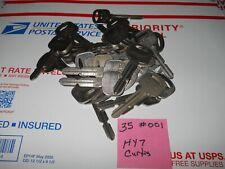 New listing 35 Hy7 Key Blanks Uncut Keys Great Deal Locksmith Deal