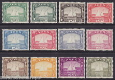 Gc 1954 Aden Stamps