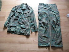U.S.M.C. Vietnam era Camo Uniform