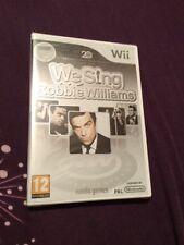 We Sing: Robbie Williams (Nintendo Wii, 2010)