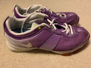 Nike Zoom Trainer Essential II men's vintage (2009) trainers in purple - size 7