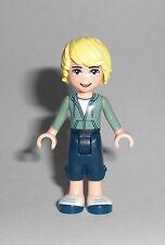 LEGO Friends - Ben - Figur Minifig Heartlake Autoscooter Junge Bub Boy 41133