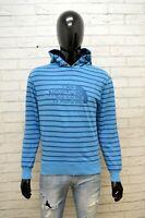 Felpa Uomo The North Face Taglia M Maglione Cappuccio Pullover Sweater Cardigan