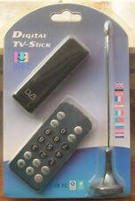DVB-T Digitale Terrestre USB per PC portatili e fissi Digital TV Stick