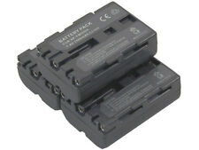 new 3pcs NP-FM500H Battery for SLT-A65 A58 A77 A99 DSLR-A100 A200K A500 NPFM500H