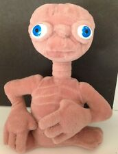 "Vintage ""E.T. The Extra-Terrestrial"" 7"" Plush Doll Universal Studios Exclusive"