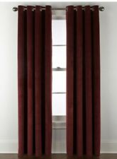 Liz Claiborne Thermal, Blackout and Lined Velvet Panels (Two)  108L X 50W