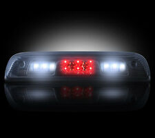 RECON 264128BK 2014-2016 Chevy/GMC Sierra Silverado LED 3rd Brake Light Smoked
