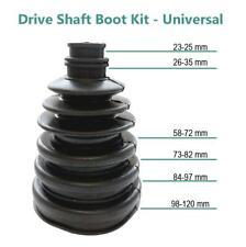 FOR BMW 5 / 7 / X3 / X5 STRETCH CV BOOT KIT DRIVE SHAFT - NEW